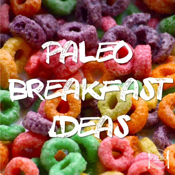 Paleo Breakfast Ideas primal diet suggestions recipes list-min