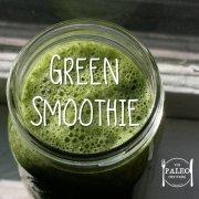 Paleo green smoothie recipe juice diet-min