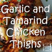 Recipe Garlic and Tamarind Chicken Thighs-min