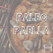 Recipe paleo paella seafood-min