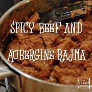 Spicy Beef and Aubergine Rajma paleo diet recipe dinner-min