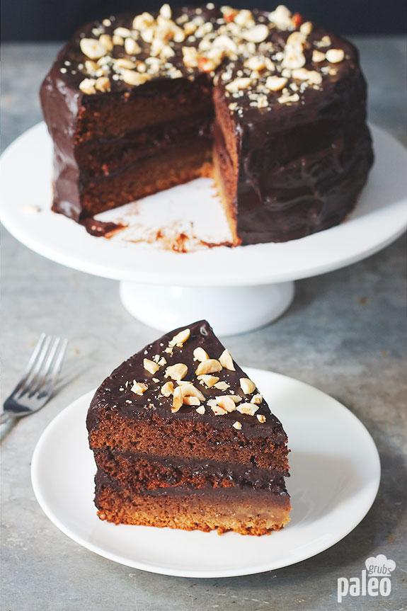 Paleo Chocolate Decadence
