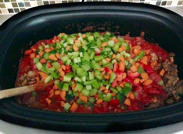 Paleo 1-Pot, 3-Bean Chicken Stew