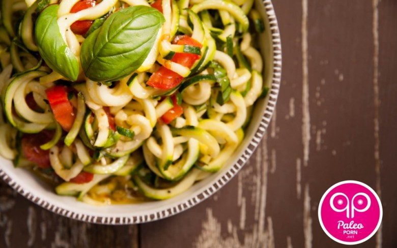 Paleo Perfectly Pasta Salad