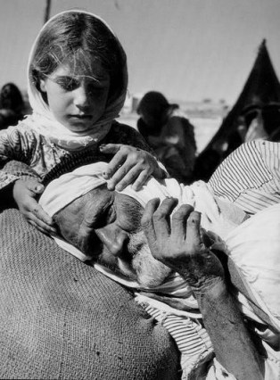 nakba refugee photo
