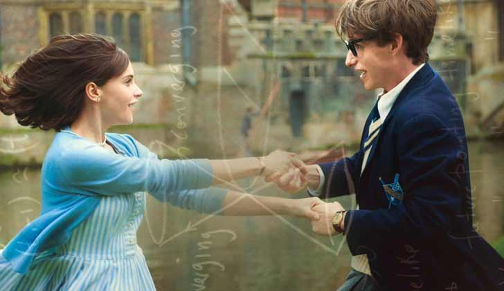 Film Theory Of Everything true story film