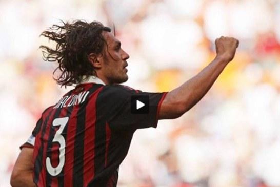 Paolo Maldini tänään 48 vuotta – tässä video tyylikkäästä puolustajalegendasta