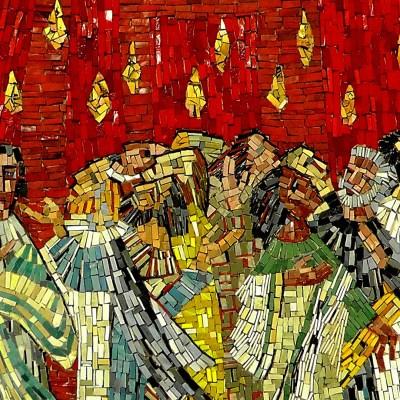 mosaic-Pentecost 409427_1920