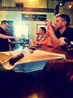 Bar and cigar lounge Denver