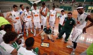 Palmeiras/Meltex volta aos treinos e projeta estreia no NBB