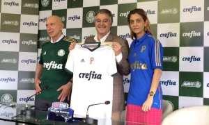 Patrocinadora chama Nobre de desleal e pode deixar o Palmeiras