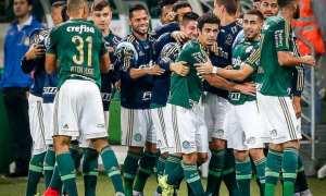 Com gol do xodó Cristaldo, Palmeiras bate a Chape e vence a segunda seguida