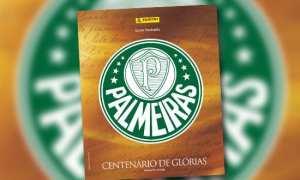 Figurinhas do Palmeiras estão em falta. Panini adia lançamento do álbum de luxo