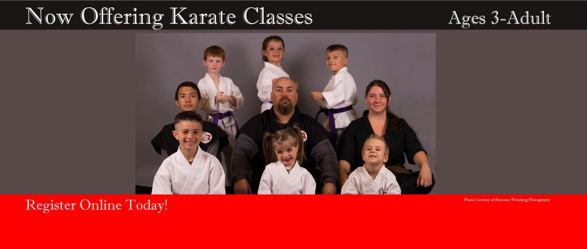 Karate Slider