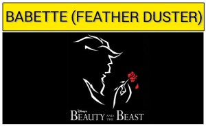 PAMELA WINSLOW KASHANI WAS BABETTE IN TONY WINNING BROADWAY MUSICAL BEAUTY AND THE BEAST