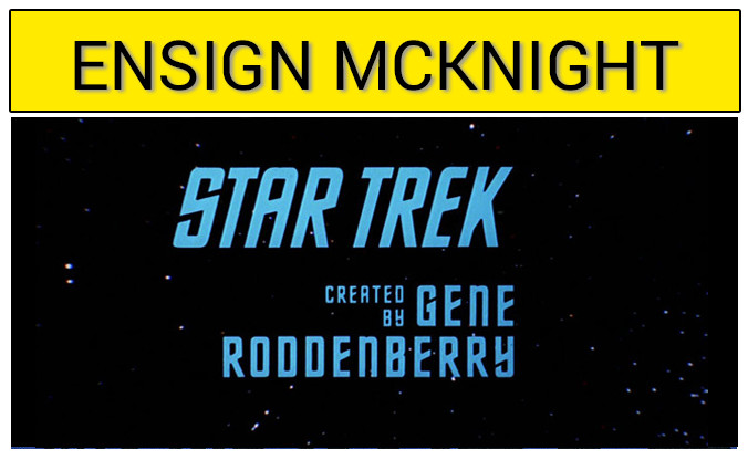 Star Trek: The Next Generation created by Gene Roddenberry