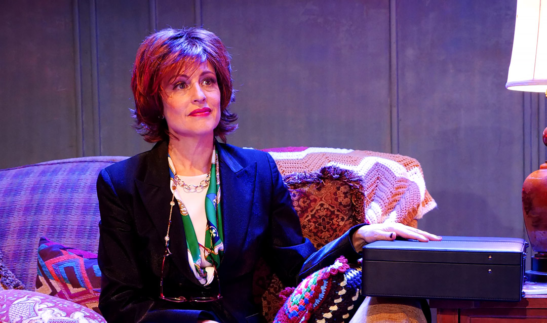 Pamela Winslow Kashani as Bernice in No One Called Ahead