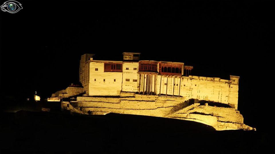 Baltit Fort, located in Karimabad Hunza, Gilgit Baltistan