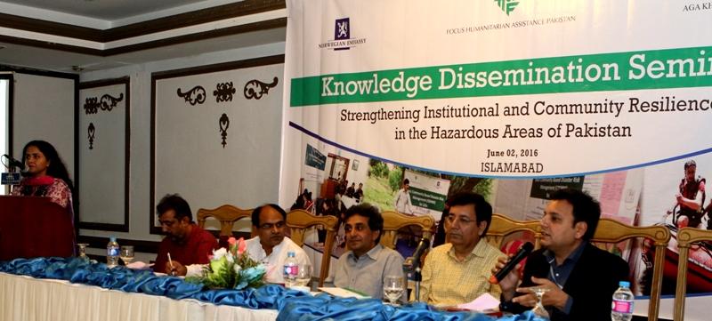 Panel Discussion FOCUS Seminar