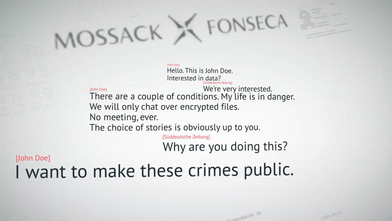 about the panama papers