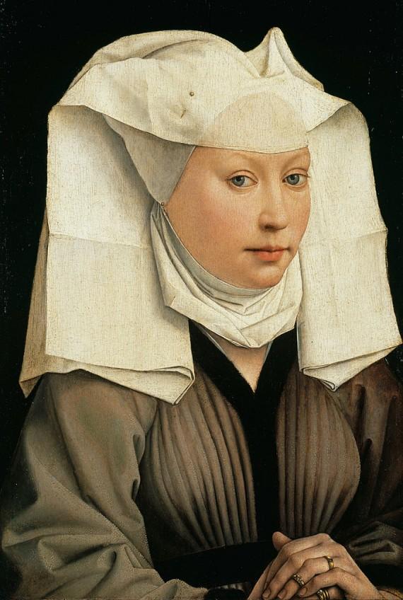 688px-Rogier_van_der_Weyden_-_Portrait_of_a_Woman_with_a_Winged_Bonnet_-_Google_Art_Project