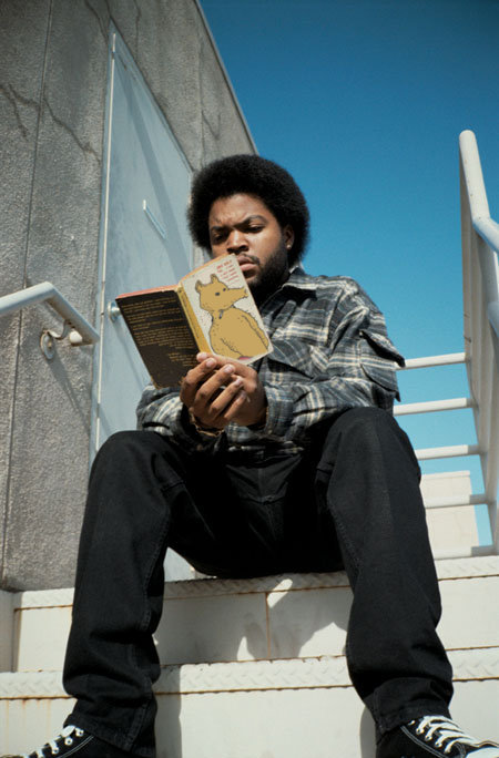 Ice Cube Reading