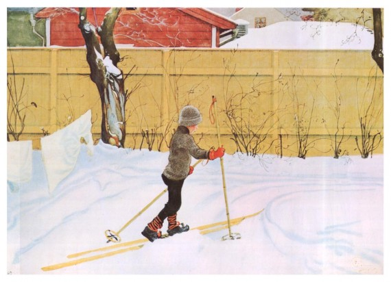 the-skier(1)