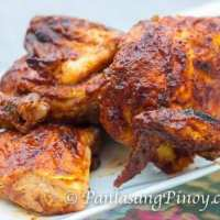 Oven Roasted BBQ Chicken Recipe