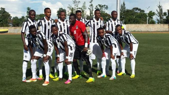 APR FC have a task at hand problem when the league continues after losing to Espoir