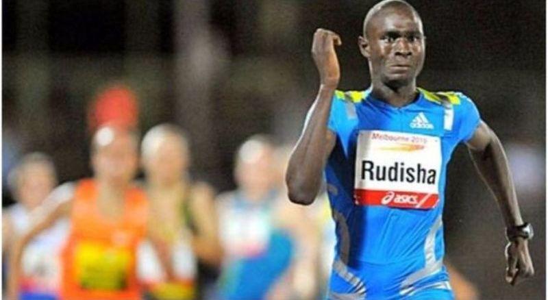 Umunyakenya David Rudisha yegukanye umudari wa Zahabu mu kwiruka metero 800