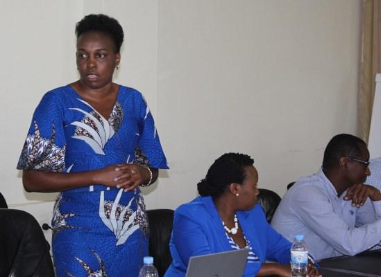 Madamu Habimana Mugwaneza Claudette, Umujyanama mu birebana na Tekiniki. (Ifoto/kigalishowz)