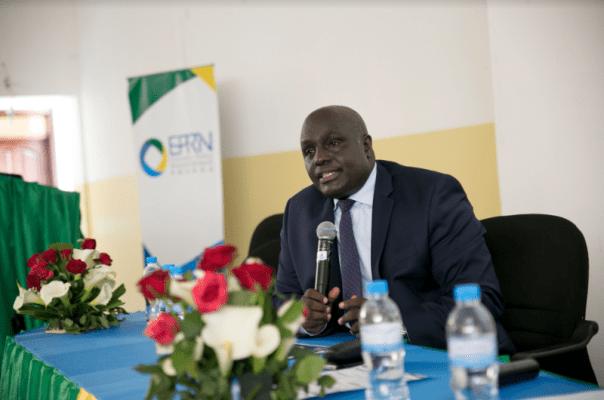 Prof. Thomas Kigabo, Chief economist at the National Bank of Rwanda and Chairman of EPRN, (Photo/Courtesy)