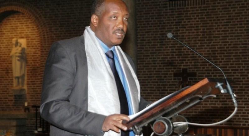 Prof Dusingizemungu Jean Pierre, Perezida wa Ibuka. (Photo/Courtesy)