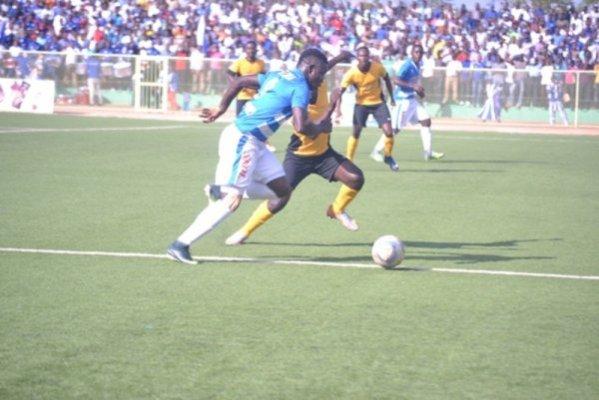 Mussa Camara niwe watsindiye Rayon Sports ibitego byombi.