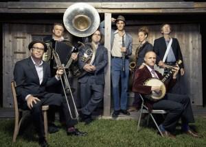 Panorama Jazz Band Ben Schenck - Clarinet Aurora Nealand - Alto Saxophone Charlie Halloran - Trombone Matt Schreiber - Accordion Patrick Mackey - Banjo Matt Perrine - Sousaphone Doug Garrison - Drums