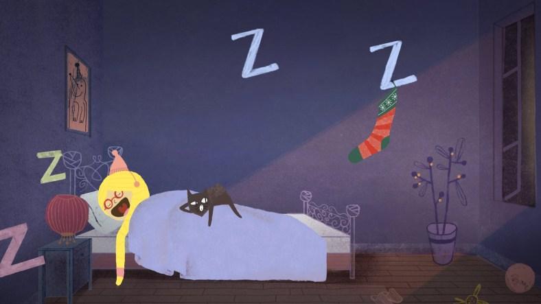 74 pantalles per somiar: Holiday Dreams