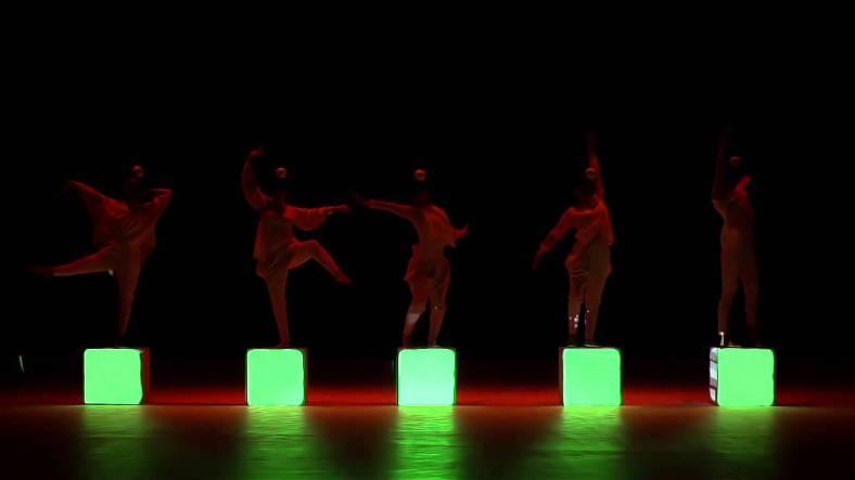 Elevenplay dance