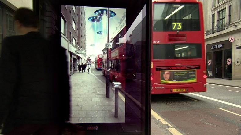Experiències increïbles en les parades d'autobus: Unbelievable Bus Shelter – Pepsi Max