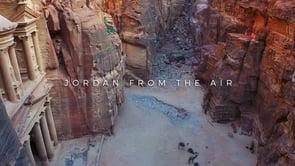 Jordània a vol d'ocell