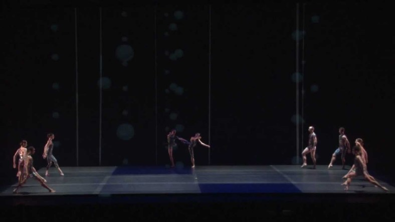 Pioners de la dansa digital: Biped de Merce Cunningham
