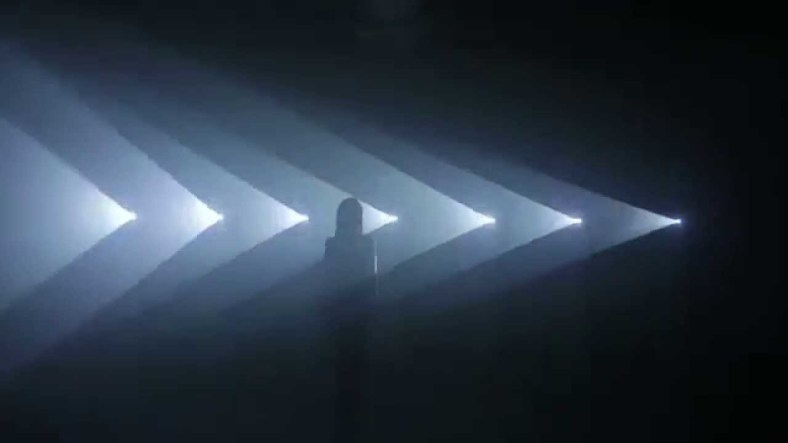 Raigs de llum paral·lels