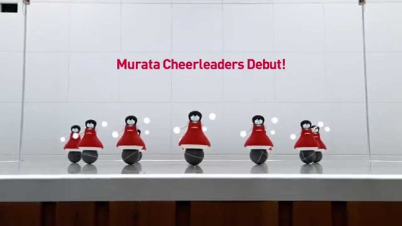 The Murata Cheerleaders