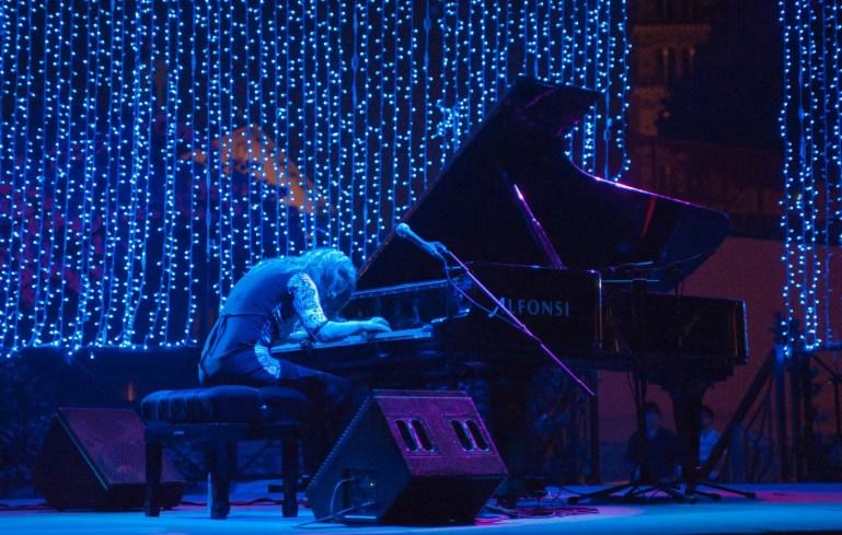 Stefania Tallini concerto Villa Celimontana estate 2010