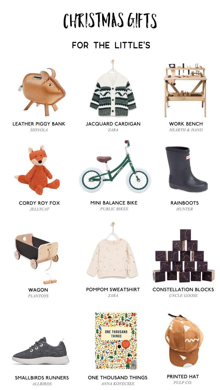 Christmas Gift Guide for Kids 2017