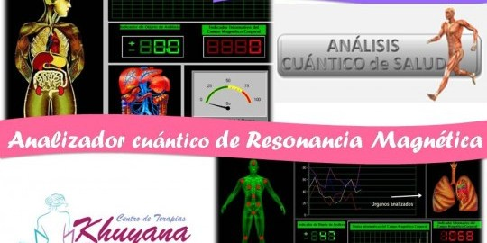 analizador cuantico resonancia magnetica fraude
