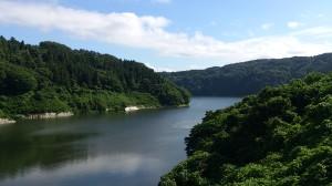 自然いっぱい南郷区【世増ダム・青葉湖】