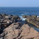 先週紹介した、北侍浜海水プールと隣接している北侍浜野営場をご紹介。