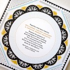 Erin Jang Santa Fe Wedding Invitations