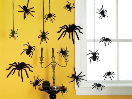 Martha Stewart Crafts Spider Silhouettes