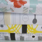 Ink + Wit Modern Wrapping Paper
